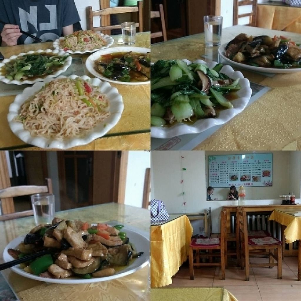 """Photo of Gui Xiang Xuan Vegetarian  by <a href=""""/members/profile/Dandido"""">Dandido</a> <br/>Our great visit <br/> May 5, 2017  - <a href='/contact/abuse/image/18286/255825'>Report</a>"""