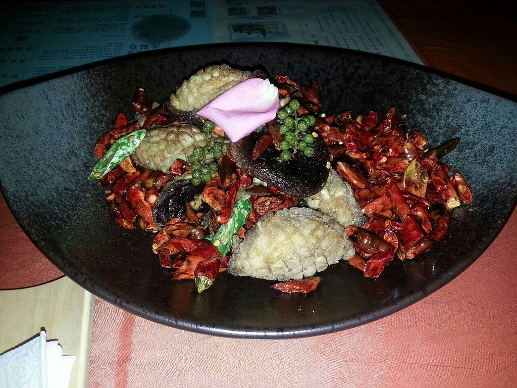 """Photo of Bing Di Lian  by <a href=""""/members/profile/ultm8"""">ultm8</a> <br/>Chongqing Girl (Mushrooms and Chillies) <br/> January 18, 2015  - <a href='/contact/abuse/image/18304/90602'>Report</a>"""