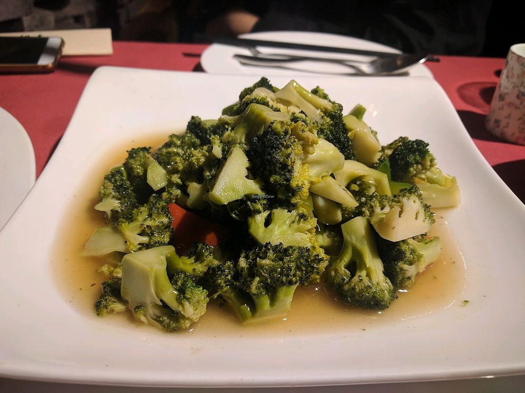 """Photo of Na Di Vegetarian  by <a href=""""/members/profile/VeganSoapDude"""">VeganSoapDude</a> <br/>Broccoli!  <br/> October 10, 2017  - <a href='/contact/abuse/image/18314/313842'>Report</a>"""