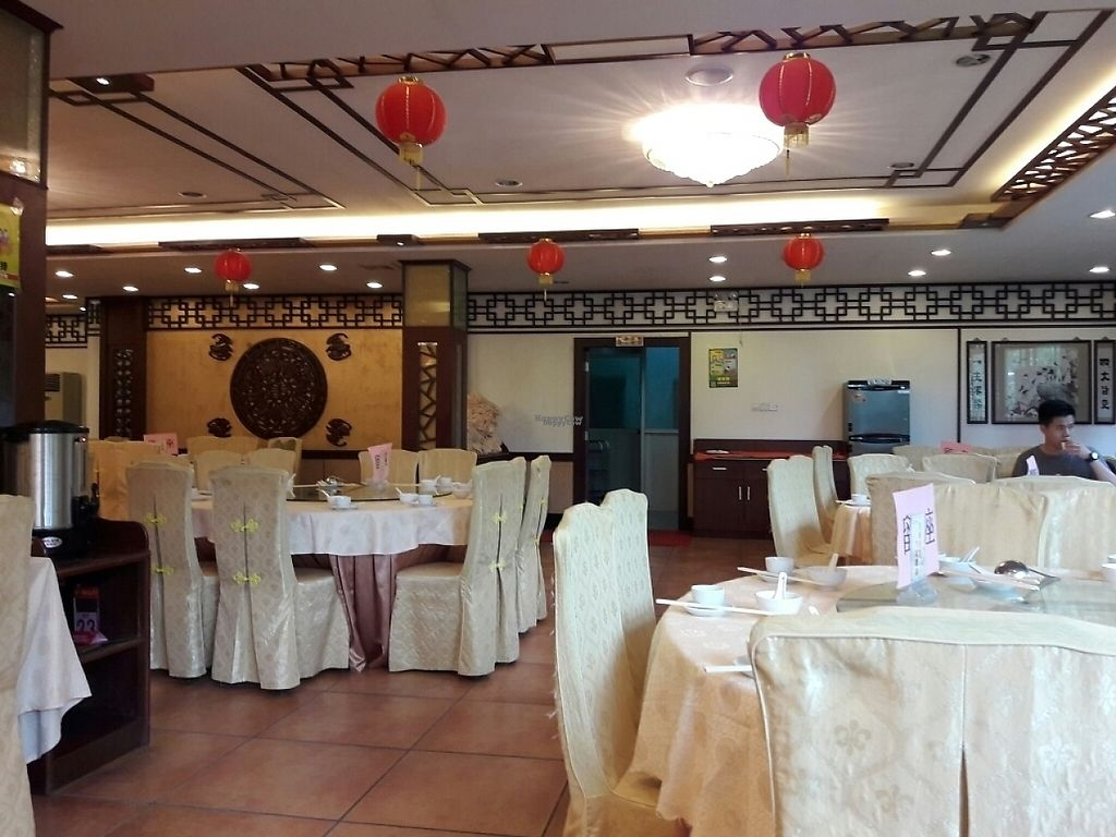 "Photo of Qingyun Temple Vegetarian Restaurant  by <a href=""/members/profile/Michas"">Michas</a> <br/>large room <br/> November 12, 2016  - <a href='/contact/abuse/image/18377/188920'>Report</a>"