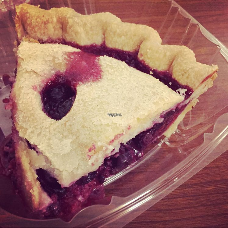 """Photo of Natural Sister Cafe  by <a href=""""/members/profile/Eefie"""">Eefie</a> <br/>Mixed berries Pie <br/> October 20, 2016  - <a href='/contact/abuse/image/18427/183096'>Report</a>"""