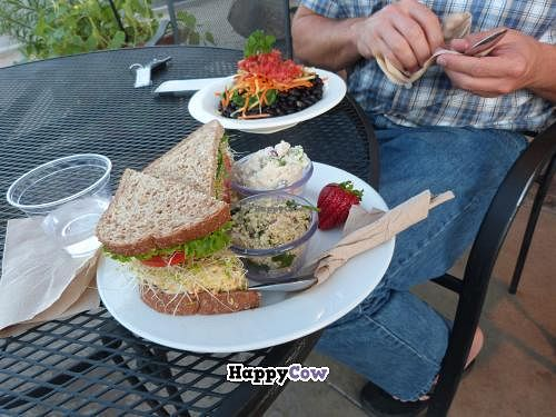 """Photo of Natural Sister Cafe  by <a href=""""/members/profile/Labylala"""">Labylala</a> <br/>Sandwich <br/> August 30, 2013  - <a href='/contact/abuse/image/18427/54062'>Report</a>"""