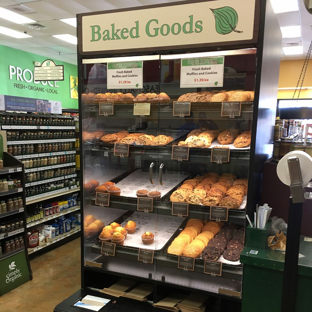 "Photo of Earth Origins Market  by <a href=""/members/profile/KWdaddio"">KWdaddio</a> <br/>baked goodies <br/> March 7, 2017  - <a href='/contact/abuse/image/1848/233935'>Report</a>"