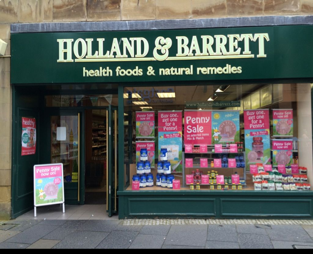 """Photo of Holland and Barrett  by <a href=""""/members/profile/Marianne1967"""">Marianne1967</a> <br/>the Inverness store of H&B <br/> August 20, 2015  - <a href='/contact/abuse/image/18543/114393'>Report</a>"""