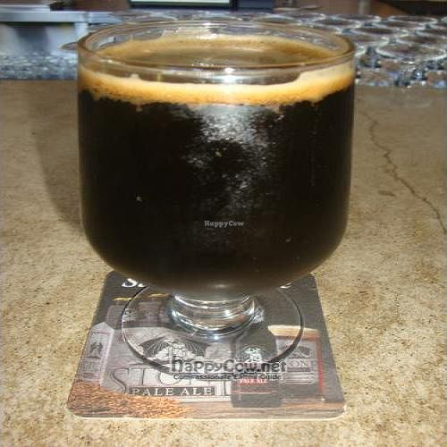 """Photo of Stone Brewing World Bistro and Gardens  by <a href=""""/members/profile/Sonja%20and%20Dirk"""">Sonja and Dirk</a> <br/>15th Anniversary Escondidan Black IPA <br/> August 21, 2011  - <a href='/contact/abuse/image/18546/10225'>Report</a>"""
