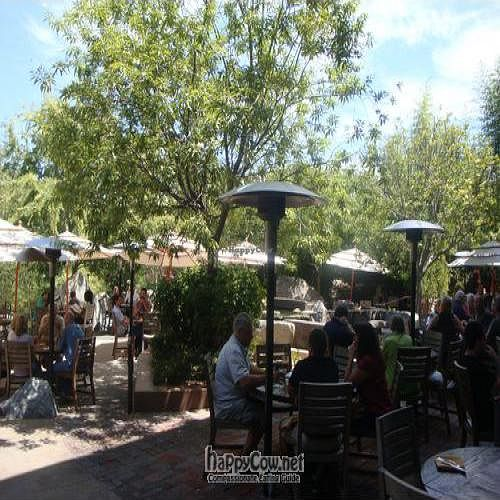 """Photo of Stone Brewing World Bistro and Gardens  by <a href=""""/members/profile/Sonja%20and%20Dirk"""">Sonja and Dirk</a> <br/>outside dining <br/> August 21, 2011  - <a href='/contact/abuse/image/18546/10226'>Report</a>"""