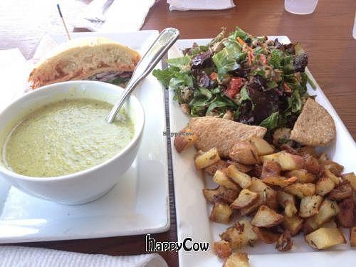 "Photo of Green Peas  by <a href=""/members/profile/JenniferKoukla"">JenniferKoukla</a> <br/>zucchini soup, veg parm sandwich, teriyaki tofu salad <br/> May 26, 2013  - <a href='/contact/abuse/image/18548/48726'>Report</a>"
