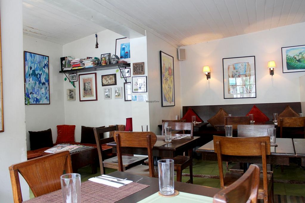 """Photo of Corner Tree Cafe  by <a href=""""/members/profile/kezia"""">kezia</a> <br/>Inside Corner Tree Cafe. Great Vegan food :) <br/> February 22, 2015  - <a href='/contact/abuse/image/18567/93682'>Report</a>"""
