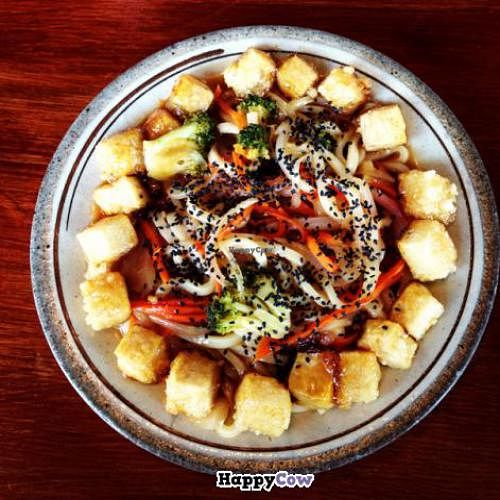 """Photo of Sanbiki  by <a href=""""/members/profile/vegetariangirl"""">vegetariangirl</a> <br/>spicy tofu noodle  <br/> August 2, 2013  - <a href='/contact/abuse/image/18584/52647'>Report</a>"""