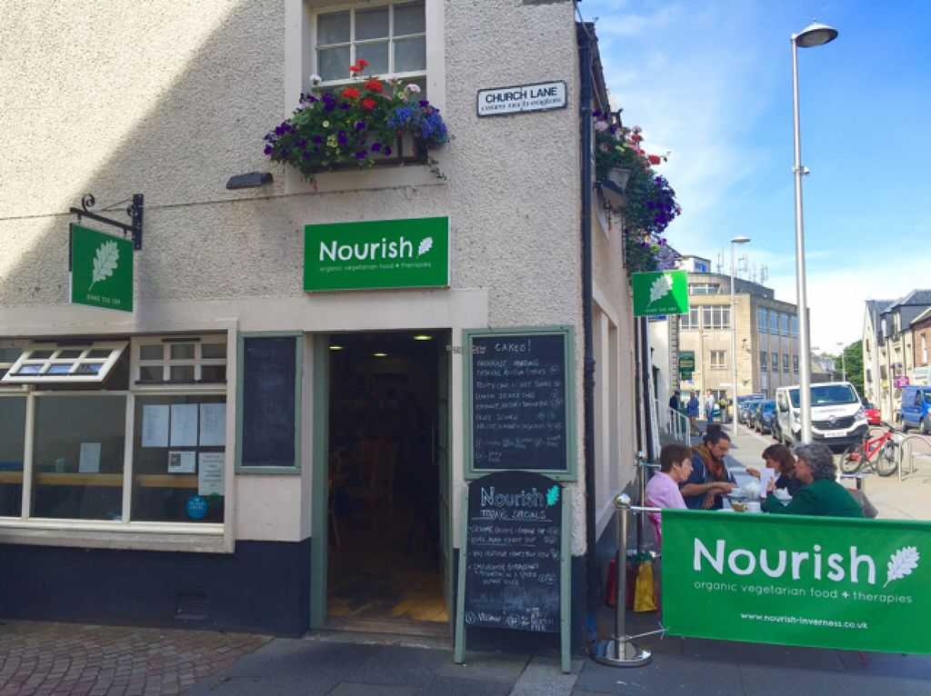 """Photo of Nourish  by <a href=""""/members/profile/NatalieDowelMcIntosh"""">NatalieDowelMcIntosh</a> <br/>Lovely place <br/> August 16, 2016  - <a href='/contact/abuse/image/18618/169273'>Report</a>"""
