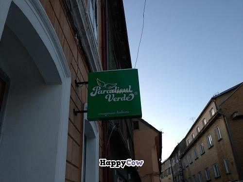 "Photo of Paradisul Verde - Sfantu Ioan  by <a href=""/members/profile/veggieriga"">veggieriga</a> <br/>Paradisul Verde sign <br/> December 16, 2013  - <a href='/contact/abuse/image/18631/60386'>Report</a>"