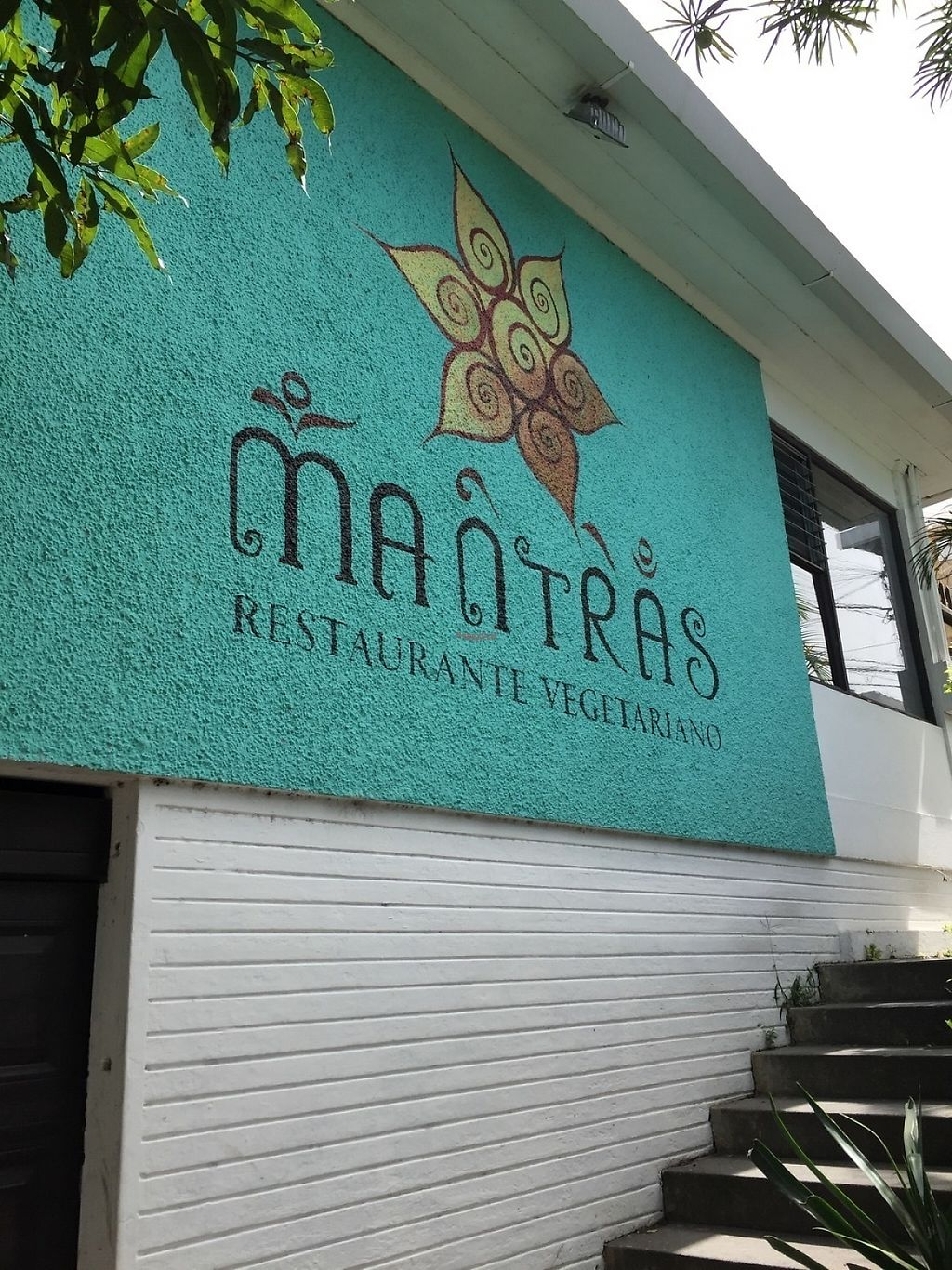 """Photo of Mantras Veggie Cafe and Tea House  by <a href=""""/members/profile/Longina"""">Longina</a> <br/>Entrance <br/> January 15, 2017  - <a href='/contact/abuse/image/18650/212249'>Report</a>"""