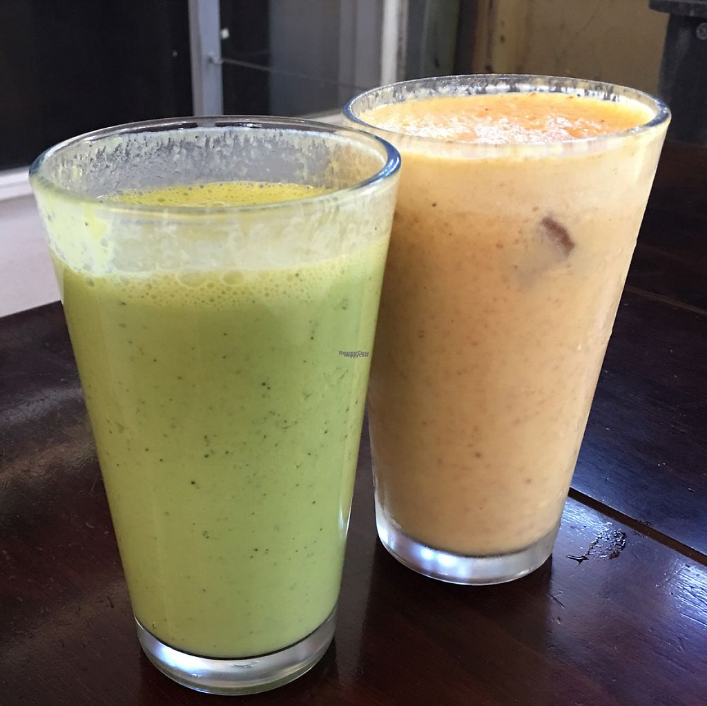 """Photo of Mantras Veggie Cafe and Tea House  by <a href=""""/members/profile/gwild"""">gwild</a> <br/>hawaiano and Hindu.  amazing <br/> January 28, 2017  - <a href='/contact/abuse/image/18650/218063'>Report</a>"""