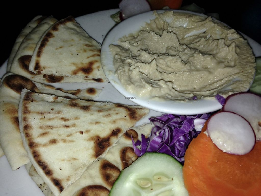 """Photo of The Grit  by <a href=""""/members/profile/calamaestra"""">calamaestra</a> <br/>hummus appetizer <br/> February 7, 2016  - <a href='/contact/abuse/image/1868/135339'>Report</a>"""