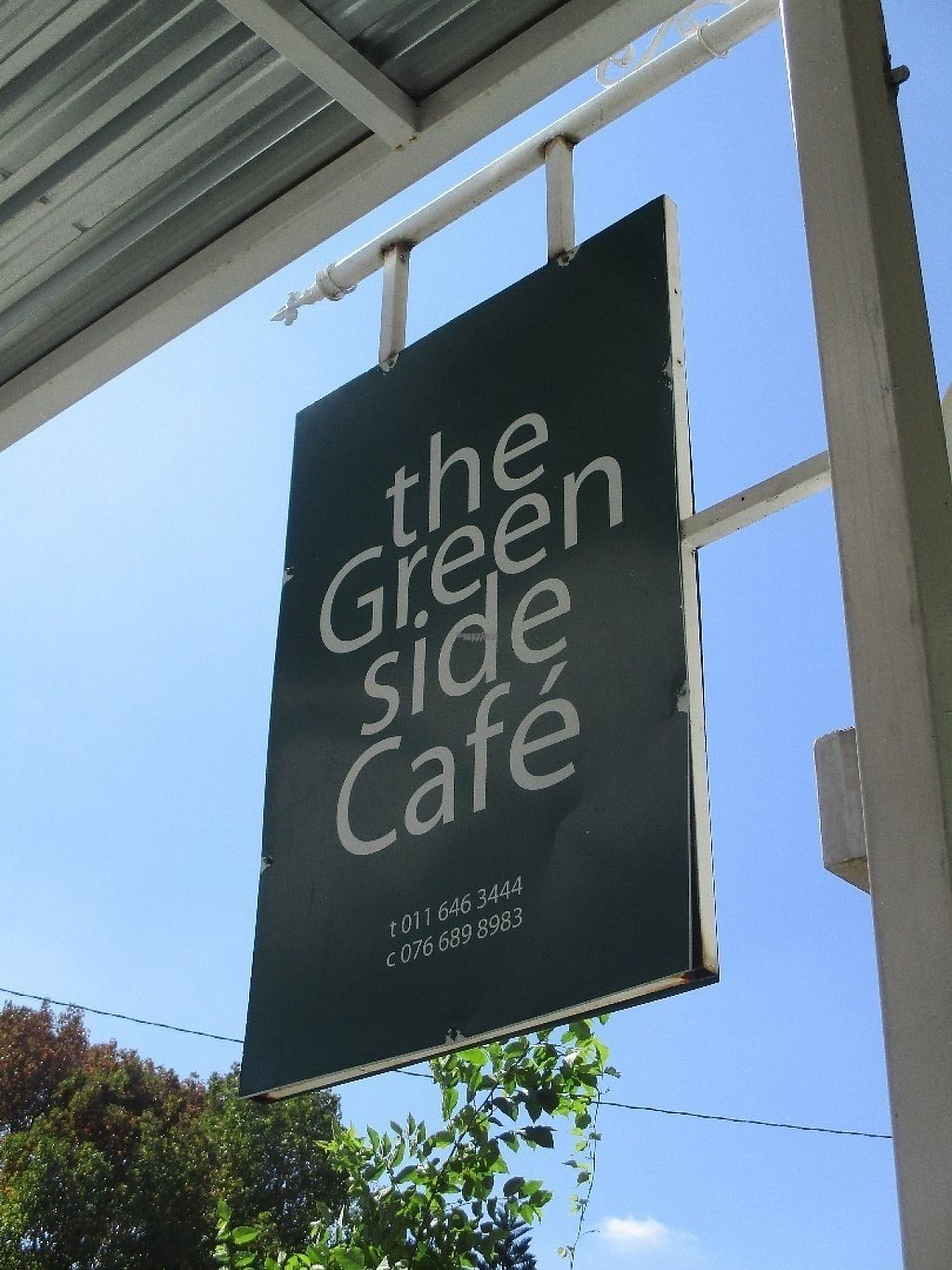 """Photo of The Greenside Cafe  by <a href=""""/members/profile/Wolfmoon"""">Wolfmoon</a> <br/>The Greenside Cafe - Situated in the most vegan-friendly area of Johannesburg <br/> April 16, 2017  - <a href='/contact/abuse/image/18707/248958'>Report</a>"""