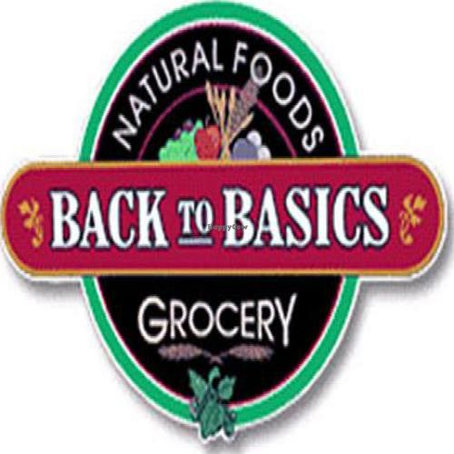 """Photo of Back to Basics Grocery  by <a href=""""/members/profile/will-travel-for-food"""">will-travel-for-food</a> <br/>Logo <br/> October 27, 2009  - <a href='/contact/abuse/image/18725/2867'>Report</a>"""