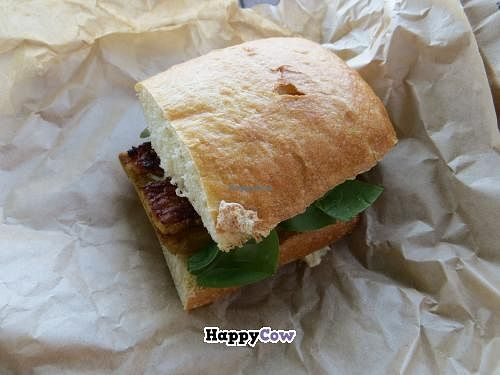 "Photo of DC Vegetarian  by <a href=""/members/profile/Tracy737"">Tracy737</a> <br/>Vegan breakfast sandwich....best ever!!  Take it down to the waterfront and eat <br/> August 4, 2013  - <a href='/contact/abuse/image/18749/52717'>Report</a>"