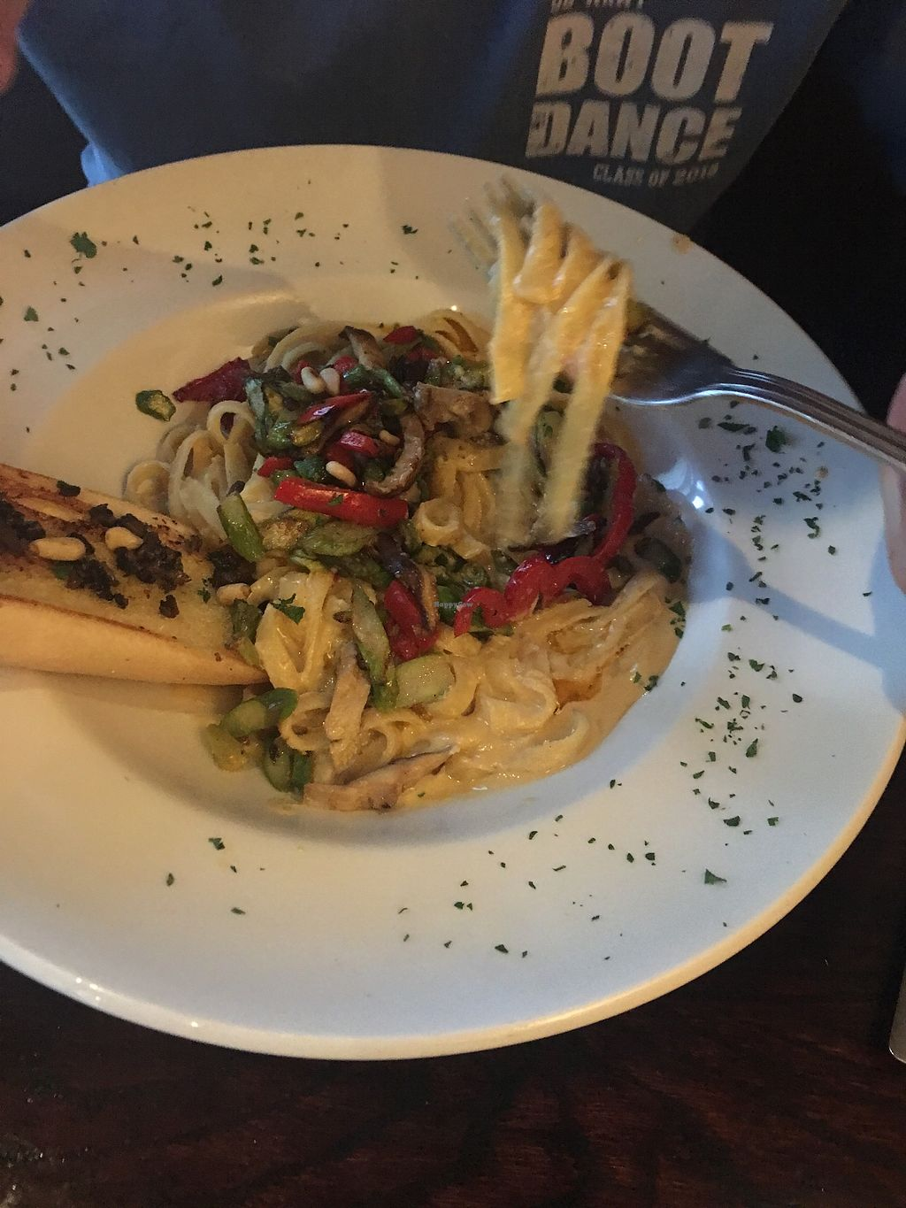 "Photo of Cafe Sunflower  by <a href=""/members/profile/KendallWalton"">KendallWalton</a> <br/>Fettuccini Alfredo <br/> July 26, 2017  - <a href='/contact/abuse/image/1874/285324'>Report</a>"