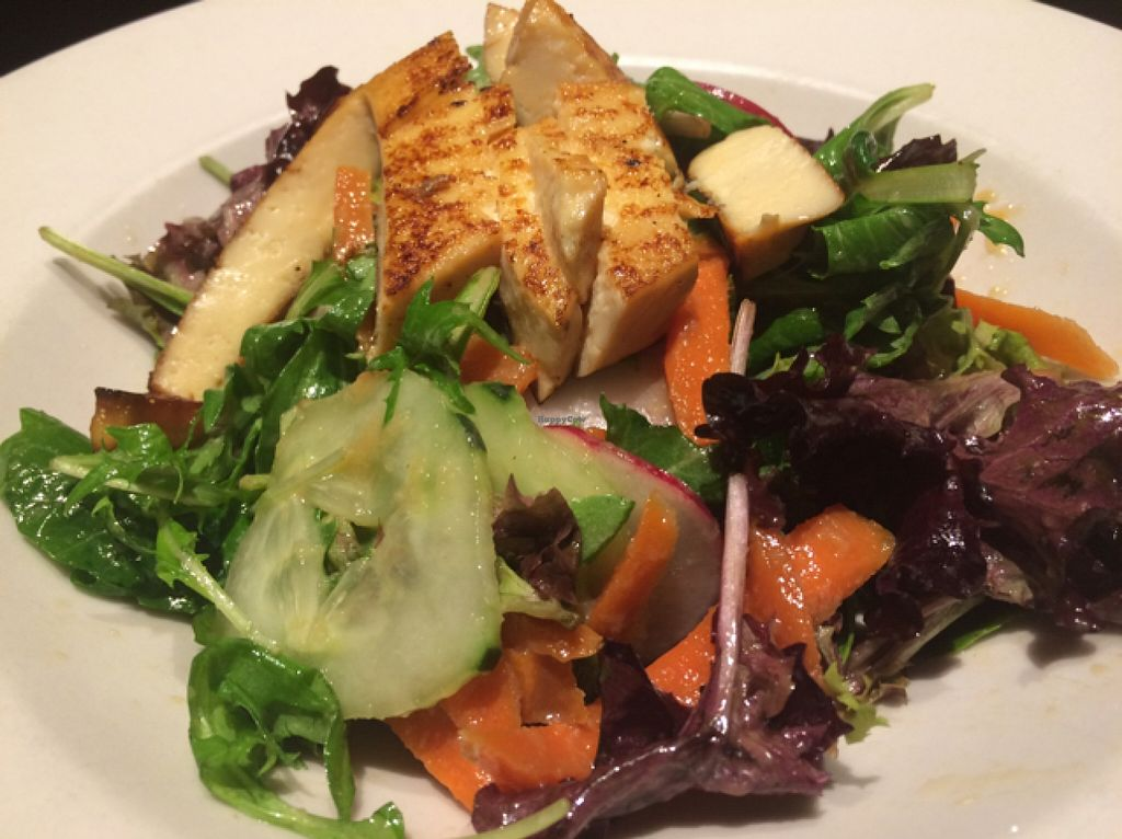 """Photo of Cafe Sunflower - Buckhead  by <a href=""""/members/profile/Risa8"""">Risa8</a> <br/>best salad ever! Vietnamese style smoked tofu. dressing to die for! <br/> January 9, 2016  - <a href='/contact/abuse/image/1875/131729'>Report</a>"""
