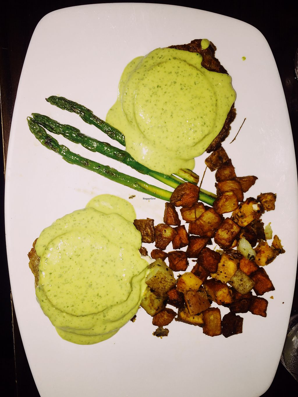 """Photo of Cafe Sunflower - Buckhead  by <a href=""""/members/profile/terrywashere"""">terrywashere</a> <br/>tofu benedict.  <br/> July 3, 2017  - <a href='/contact/abuse/image/1875/276321'>Report</a>"""