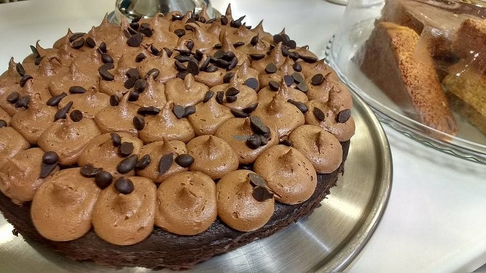 """Photo of Millies Fresh and Organic  by <a href=""""/members/profile/Meaks"""">Meaks</a> <br/>Vegan Cake <br/> September 3, 2016  - <a href='/contact/abuse/image/18763/173243'>Report</a>"""
