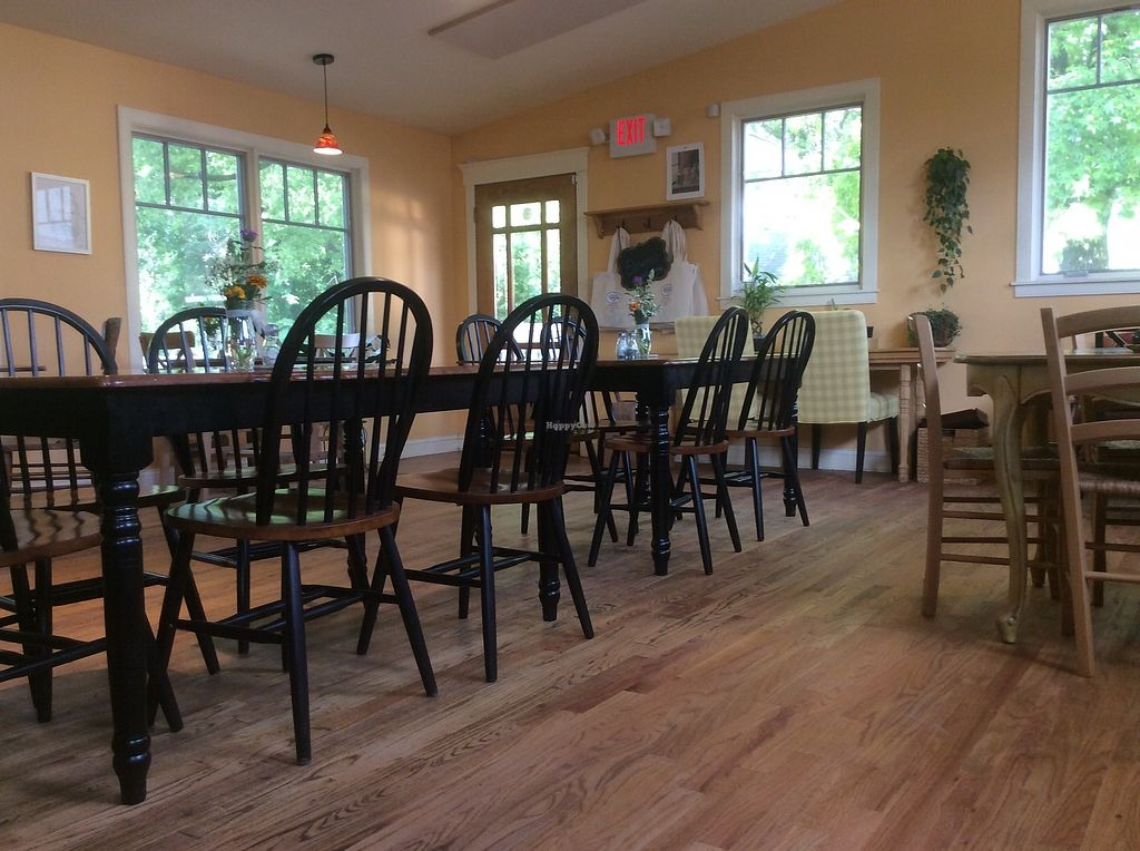 """Photo of Good Natured Collective and Cafe  by <a href=""""/members/profile/PamSmith"""">PamSmith</a> <br/>The cafe at Good Natured Collective <br/> July 4, 2017  - <a href='/contact/abuse/image/18766/276579'>Report</a>"""