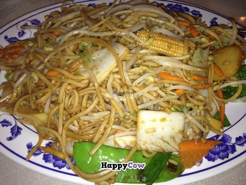 """Photo of Harmony Vegetarian  by <a href=""""/members/profile/gwild"""">gwild</a> <br/>vegetable lo  mein <br/> August 15, 2013  - <a href='/contact/abuse/image/1879/53317'>Report</a>"""