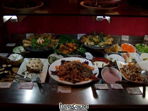 "Photo of CLOSED: Viva la Vida  by <a href=""/members/profile/sbszine"">sbszine</a> <br/>A small part of the enormous buffet <br/> March 19, 2012  - <a href='/contact/abuse/image/18883/29630'>Report</a>"