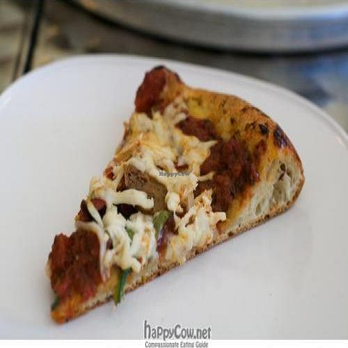 """Photo of CLOSED: Peace o' Pie  by <a href=""""/members/profile/epskionline"""">epskionline</a> <br/>Slice of vegan pizza <br/> September 28, 2009  - <a href='/contact/abuse/image/18899/2728'>Report</a>"""
