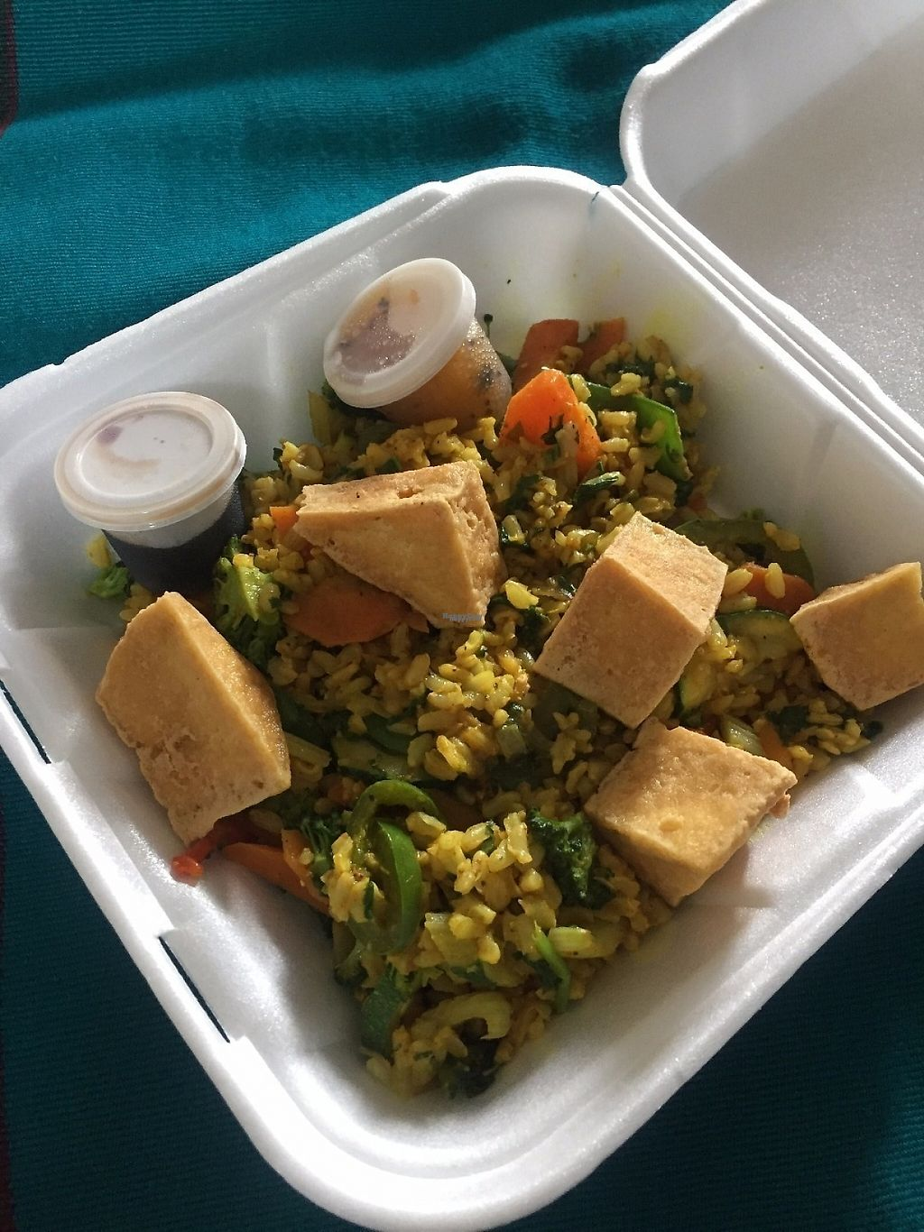 "Photo of Deli Jasmin  by <a href=""/members/profile/eatyourveggies"">eatyourveggies</a> <br/>Curry rice special with tofu <br/> March 8, 2017  - <a href='/contact/abuse/image/18914/234341'>Report</a>"