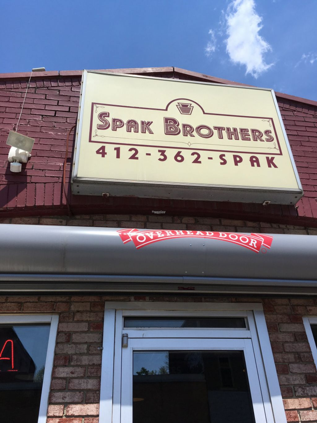 """Photo of Spak Brothers  by <a href=""""/members/profile/ecoRDN"""">ecoRDN</a> <br/>Spak Brothers, Pittsburgh, PA -  Photo by ecoRDN ecoRDN.com <br/> October 31, 2016  - <a href='/contact/abuse/image/18941/185586'>Report</a>"""