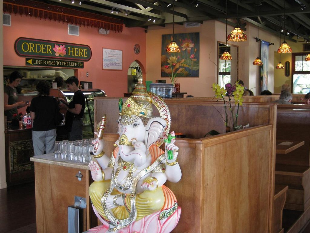 """Photo of Lotus Cafe and Juice Bar  by <a href=""""/members/profile/johanna~Lotus%20Cafe"""">johanna~Lotus Cafe</a> <br/>Casual, order at the front counter...  : ) <br/> September 24, 2014  - <a href='/contact/abuse/image/18943/80962'>Report</a>"""