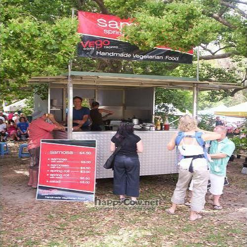 """Photo of Vego Gone Troppo Food Stall  by <a href=""""/members/profile/vegan_simon"""">vegan_simon</a> <br/> October 4, 2009  - <a href='/contact/abuse/image/18972/2744'>Report</a>"""
