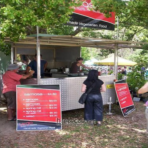 """Photo of Vego Gone Troppo Food Stall  by <a href=""""/members/profile/vegan_simon"""">vegan_simon</a> <br/> October 4, 2009  - <a href='/contact/abuse/image/18972/2745'>Report</a>"""