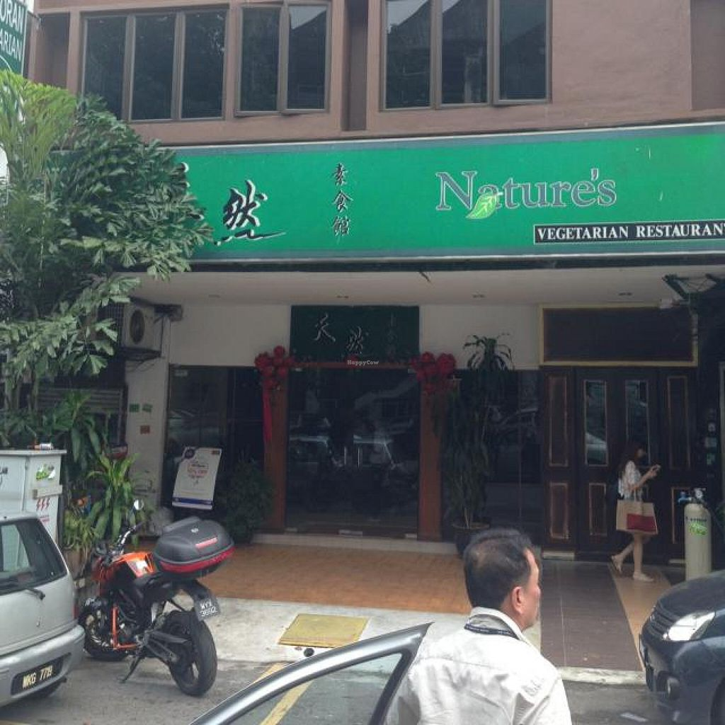 """Photo of Nature's Vegetarian Restaurant  by <a href=""""/members/profile/AndyT"""">AndyT</a> <br/>Outside view <br/> June 4, 2014  - <a href='/contact/abuse/image/18976/71385'>Report</a>"""