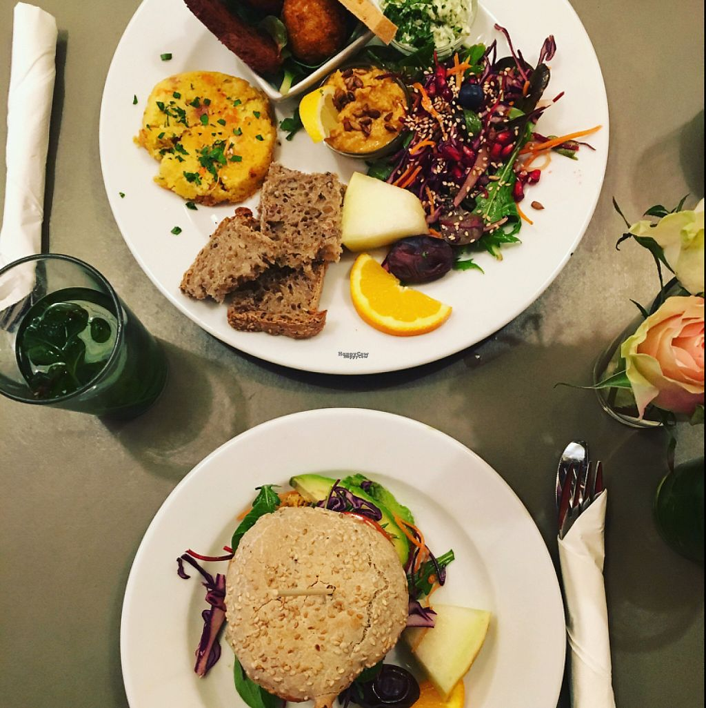 "Photo of Cafe N  by <a href=""/members/profile/SofiaGoneVegan"">SofiaGoneVegan</a> <br/>Vegan brunch  <br/> January 23, 2017  - <a href='/contact/abuse/image/19002/215330'>Report</a>"