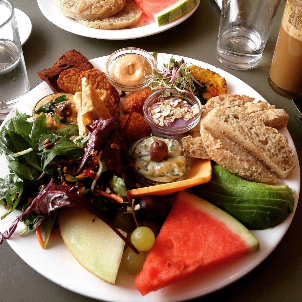 "Photo of Cafe N  by <a href=""/members/profile/o0Carolyn0o"">o0Carolyn0o</a> <br/>Massive brunch plate! <br/> August 3, 2017  - <a href='/contact/abuse/image/19002/288360'>Report</a>"