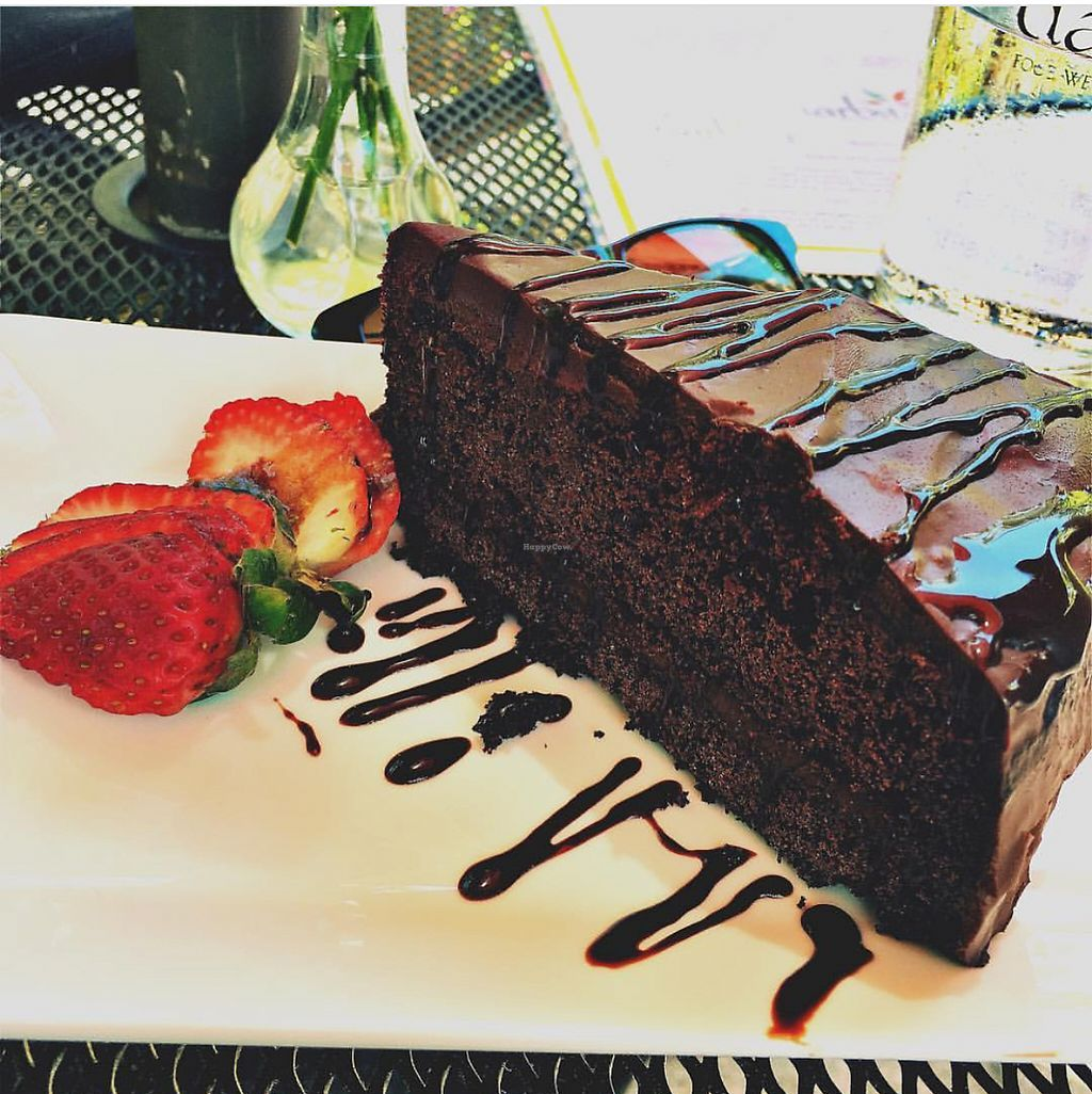 """Photo of Darbster - West Palm Beach  by <a href=""""/members/profile/NatashaJason"""">NatashaJason</a> <br/>Chocolate Ganache  <br/> May 9, 2017  - <a href='/contact/abuse/image/19007/257289'>Report</a>"""