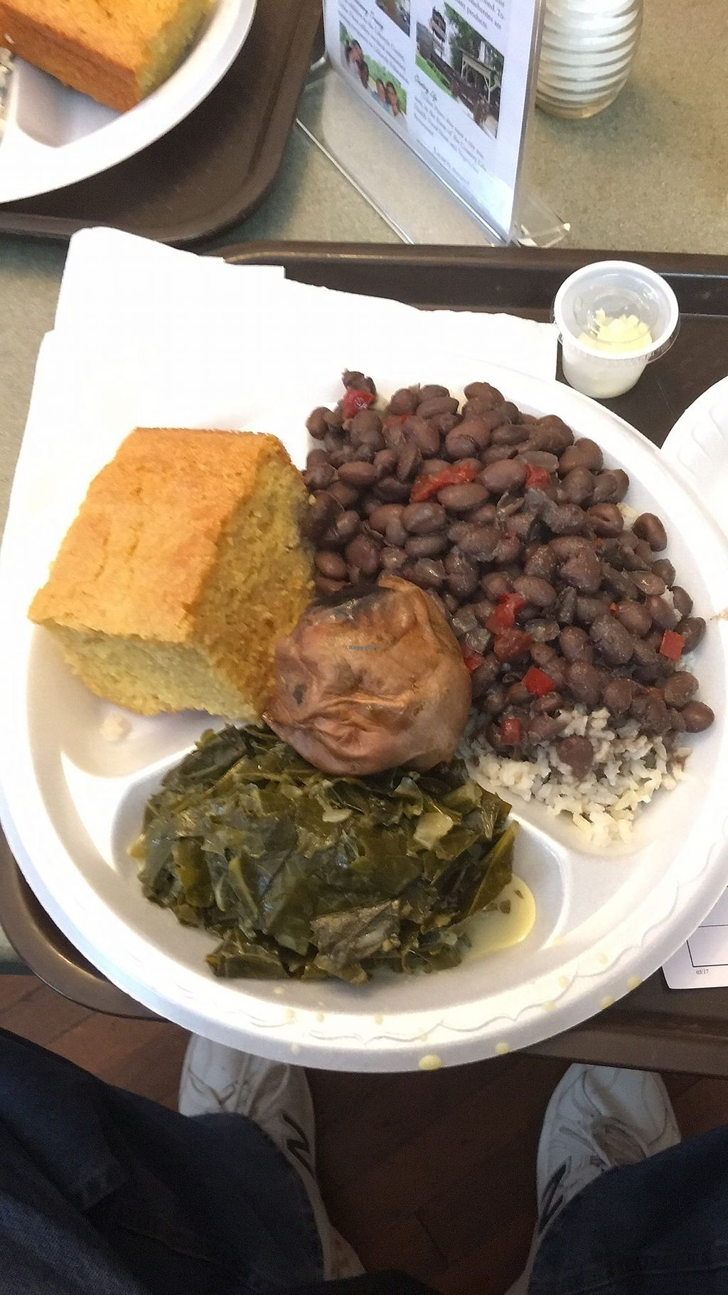 """Photo of Country Life  by <a href=""""/members/profile/jpakin"""">jpakin</a> <br/>My lunch at Country Life vegitarian restaurant located on Columbus, Georgia <br/> July 14, 2017  - <a href='/contact/abuse/image/1903/280181'>Report</a>"""