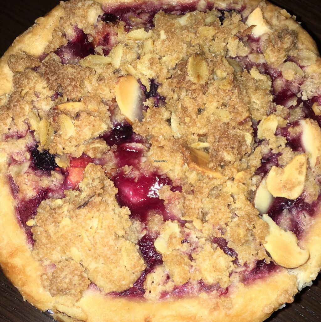 """Photo of Back To Eden Bakery  by <a href=""""/members/profile/kemioyes"""">kemioyes</a> <br/>Stone berry pie <br/> July 17, 2016  - <a href='/contact/abuse/image/19063/160527'>Report</a>"""