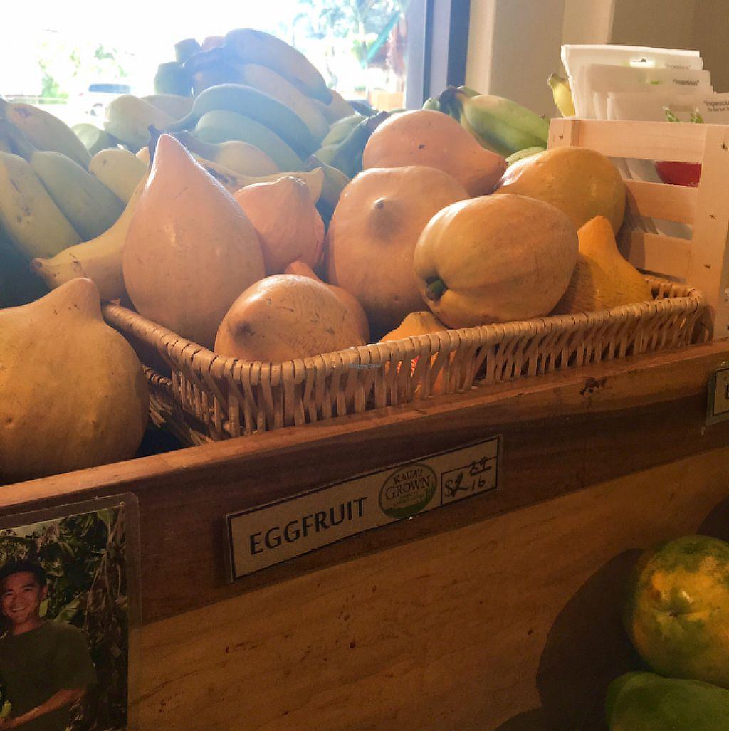 "Photo of Papaya's Natural Foods  by <a href=""/members/profile/Whatresonates"">Whatresonates</a> <br/>Eggfruit at Papaya Market <br/> May 13, 2017  - <a href='/contact/abuse/image/1914/258496'>Report</a>"
