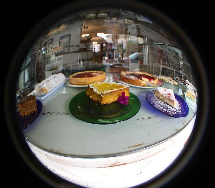 "Photo of Sakti Hostal y Pasteleria - temporarily closed  by <a href=""/members/profile/SAKTI"">SAKTI</a> <br/>We offer variety in vegetarian, vegan, gluten and sugar free desserts <br/> August 9, 2017  - <a href='/contact/abuse/image/19165/290634'>Report</a>"