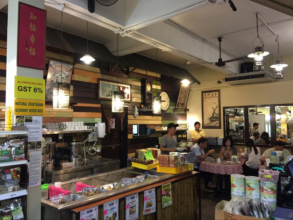 """Photo of Organic Freshmart and Restaurant  by <a href=""""/members/profile/macnothi"""">macnothi</a> <br/>inside  <br/> December 8, 2015  - <a href='/contact/abuse/image/19169/127591'>Report</a>"""