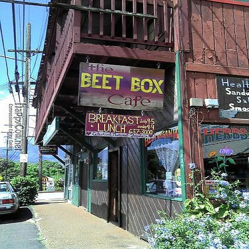 Photo of The Beet Box Cafe  by krazykat <br/>The Beet Box Cafe <br/> August 7, 2011  - <a href='/contact/abuse/image/1925/392276'>Report</a>