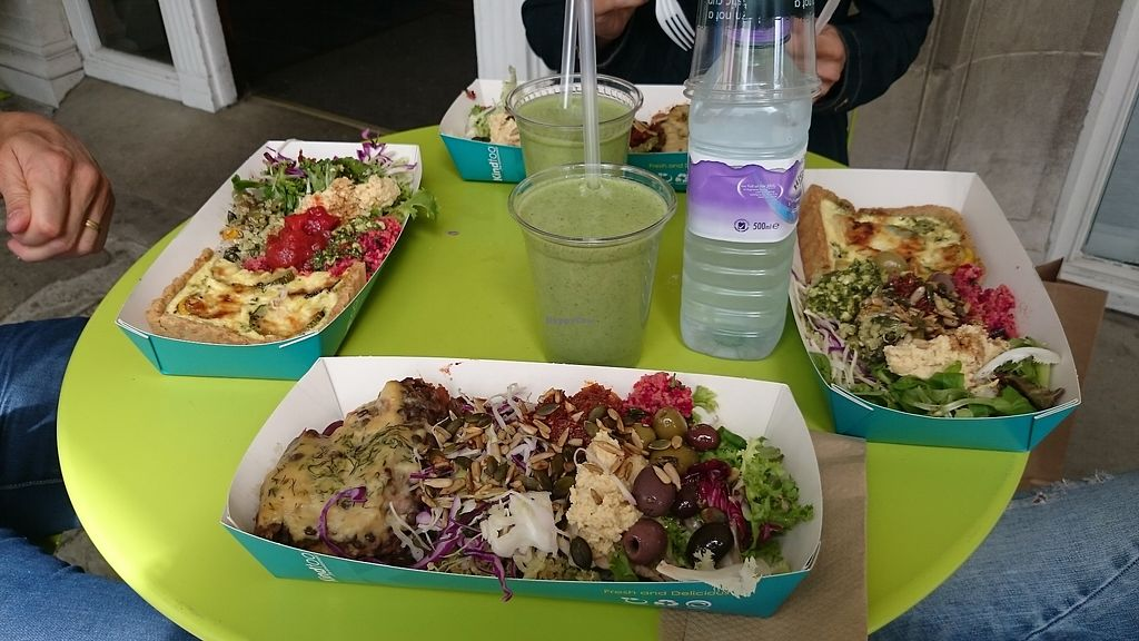 "Photo of The Veg Box Cafe  by <a href=""/members/profile/chb-pbfp"">chb-pbfp</a> <br/>Food <br/> August 26, 2017  - <a href='/contact/abuse/image/19261/297524'>Report</a>"