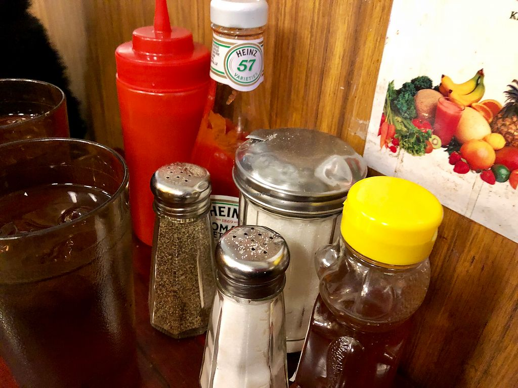 """Photo of B and H Dairy Vegetarian Restaurant  by <a href=""""/members/profile/marky_mark"""">marky_mark</a> <br/>table <br/> December 17, 2017  - <a href='/contact/abuse/image/19269/336609'>Report</a>"""