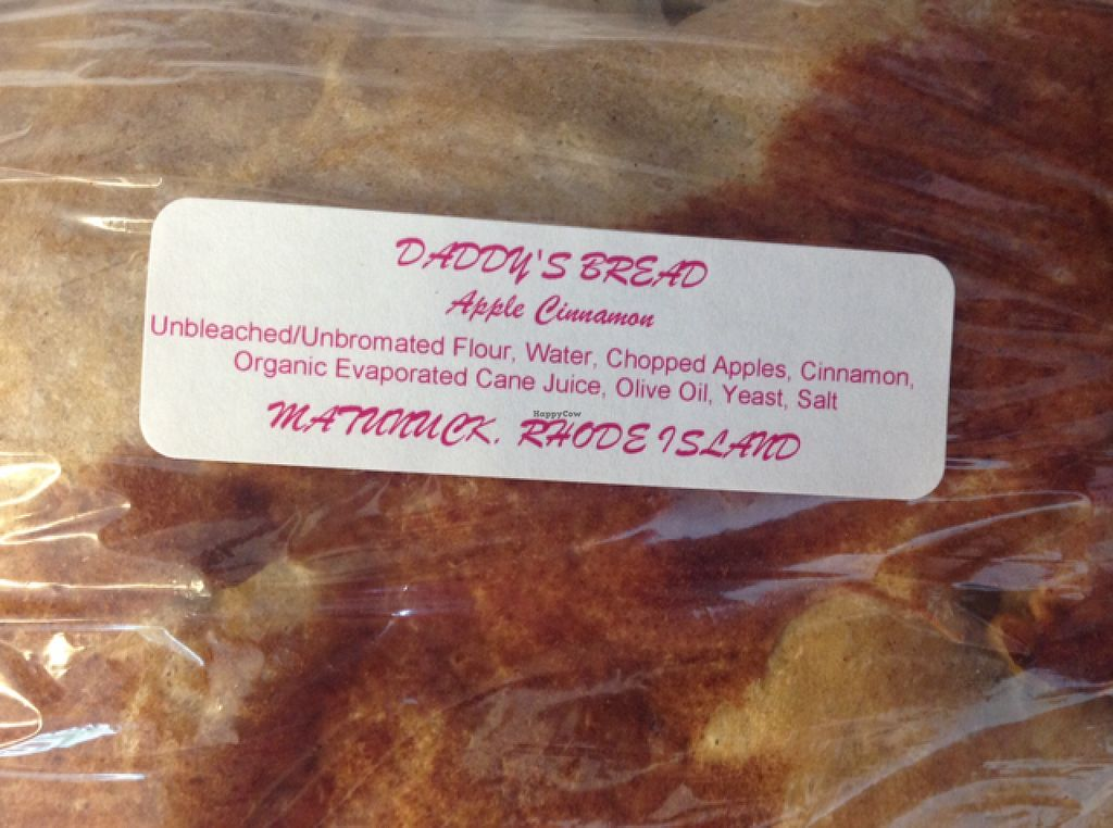 "Photo of Daddy's Bread  by <a href=""/members/profile/sgottlieb"">sgottlieb</a> <br/>Apple Cinnamon Bread <br/> July 28, 2015  - <a href='/contact/abuse/image/19278/111331'>Report</a>"