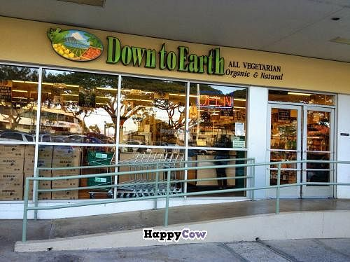 """Photo of Down to Earth Organic and Natural  by <a href=""""/members/profile/downtoearthfood"""">downtoearthfood</a> <br/>Pearlridge Storefront <br/> July 25, 2013  - <a href='/contact/abuse/image/1929/52174'>Report</a>"""