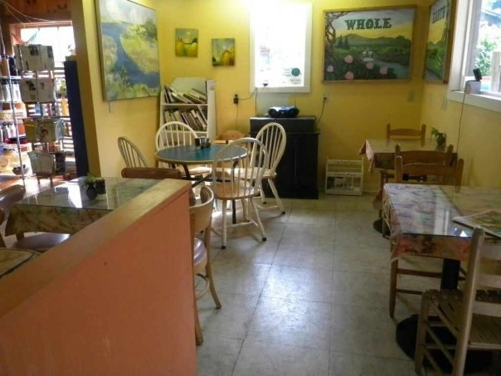 """Photo of Whole Earth Cafe  by <a href=""""/members/profile/community"""">community</a> <br/>Whole Earth Cafe  <br/> April 27, 2015  - <a href='/contact/abuse/image/19337/100449'>Report</a>"""