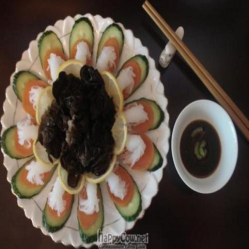 """Photo of Rainbow Vegan Restaraunt  by <a href=""""/members/profile/Xiang%20Yun"""">Xiang Yun</a> <br/>Japanese style raw vegan food <br/> November 5, 2009  - <a href='/contact/abuse/image/19364/2911'>Report</a>"""